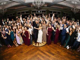 The wedding of Lauren and George 1