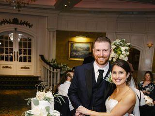 The wedding of Lauren and George 2