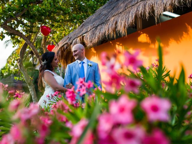 The wedding of Stephanie and Artur