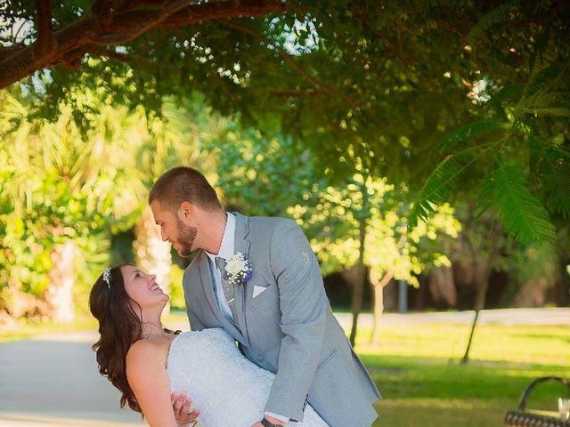 Chris and Chelsey's Wedding in Jensen Beach, Florida 1