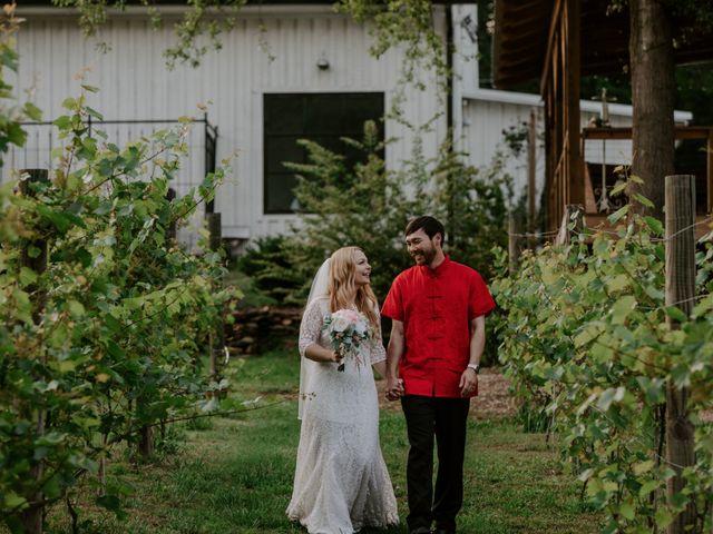 Michael and Haley's Wedding in Auburn, Georgia 2