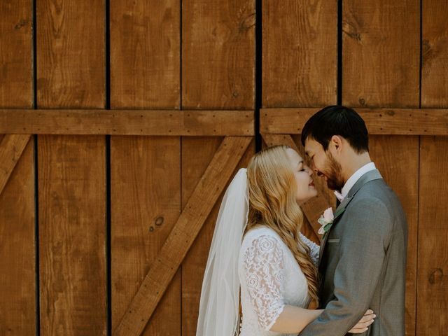 Michael and Haley's Wedding in Auburn, Georgia 1