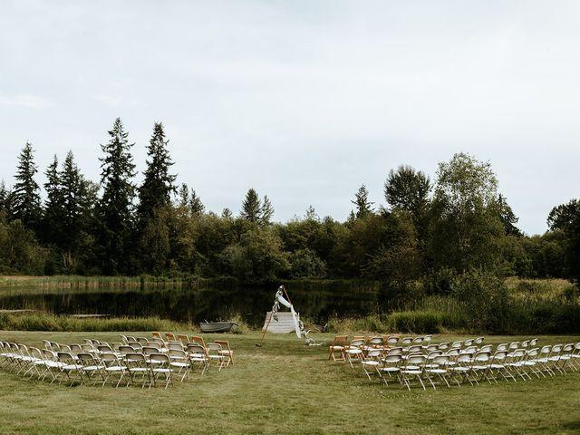 Rikki and Jack's Wedding in Arlington, Washington 1