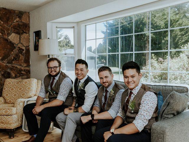 Rikki and Jack's Wedding in Arlington, Washington 9