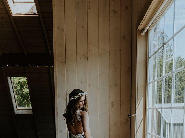 Rikki and Jack's Wedding in Arlington, Washington 12