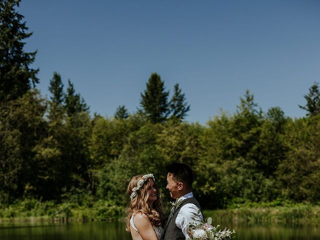 Rikki and Jack's Wedding in Arlington, Washington 13