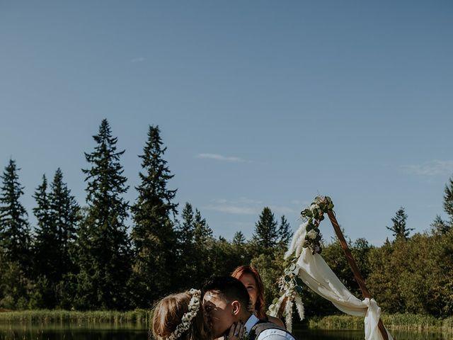 Rikki and Jack's Wedding in Arlington, Washington 17