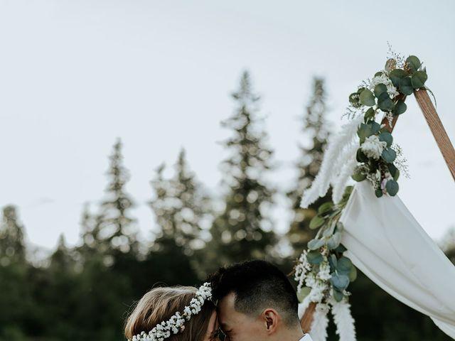 Rikki and Jack's Wedding in Arlington, Washington 19