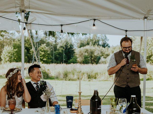 Rikki and Jack's Wedding in Arlington, Washington 22