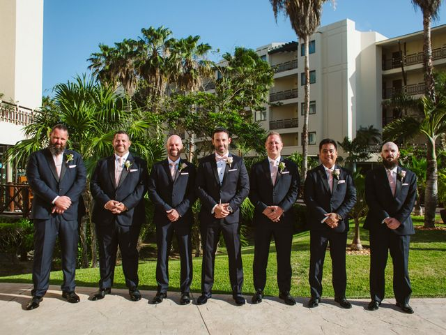 Stephen and Michelle's Wedding in Cancun, Mexico 70