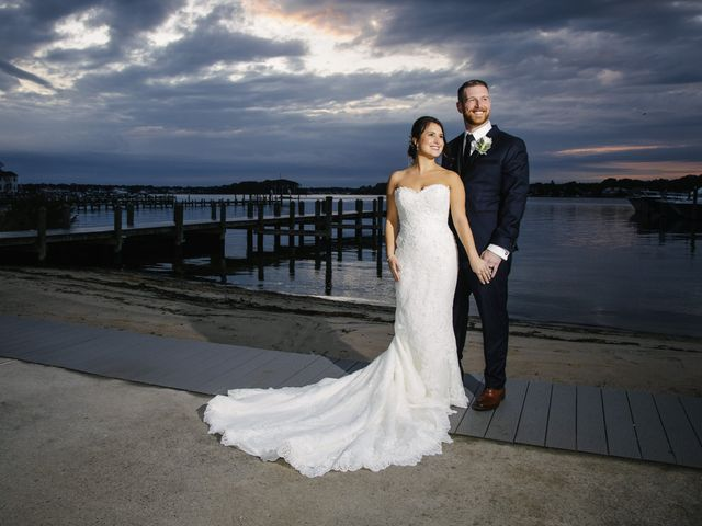 George and Lauren's Wedding in Point Pleasant Beach, New Jersey 17
