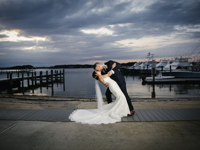 George and Lauren's Wedding in Point Pleasant Beach, New Jersey 18