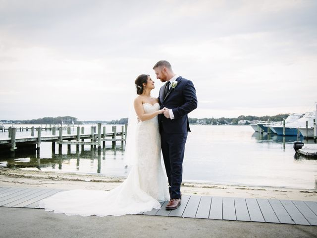 George and Lauren's Wedding in Point Pleasant Beach, New Jersey 20