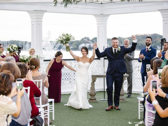 George and Lauren's Wedding in Point Pleasant Beach, New Jersey 21