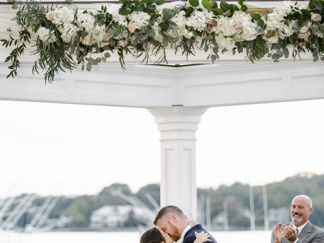 George and Lauren's Wedding in Point Pleasant Beach, New Jersey 22