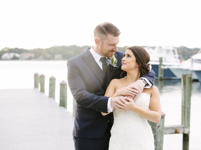 George and Lauren's Wedding in Point Pleasant Beach, New Jersey 25