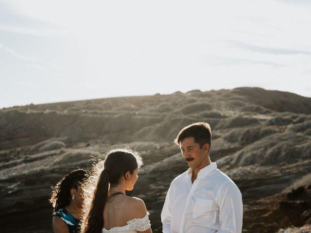 Zach and Mariah's Wedding in Honolulu, Hawaii 4