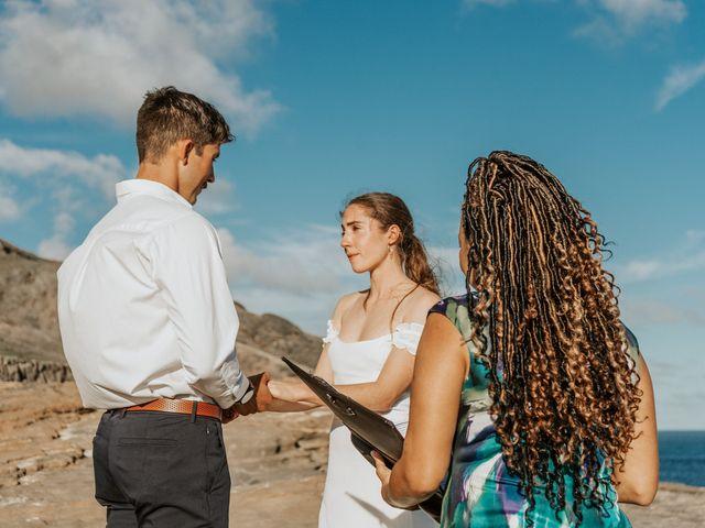 Zach and Mariah's Wedding in Honolulu, Hawaii 1