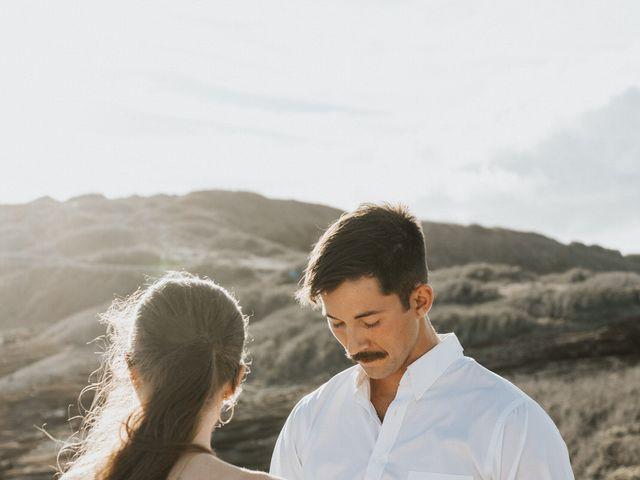 Zach and Mariah's Wedding in Honolulu, Hawaii 5