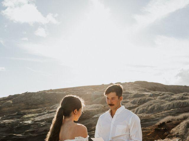 Zach and Mariah's Wedding in Honolulu, Hawaii 8