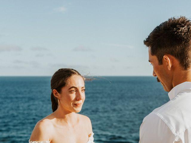 Zach and Mariah's Wedding in Honolulu, Hawaii 11