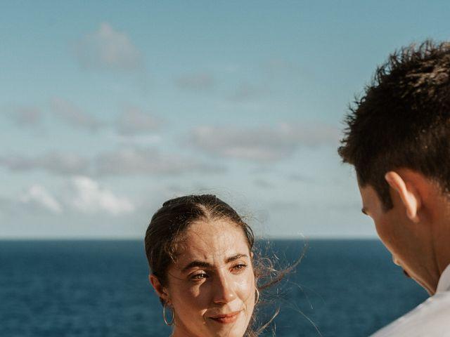 Zach and Mariah's Wedding in Honolulu, Hawaii 12