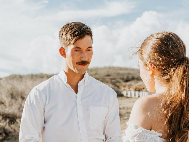 Zach and Mariah's Wedding in Honolulu, Hawaii 13