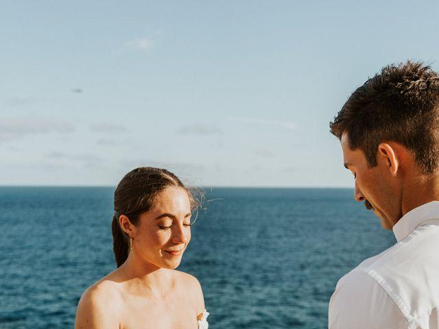 Zach and Mariah's Wedding in Honolulu, Hawaii 14