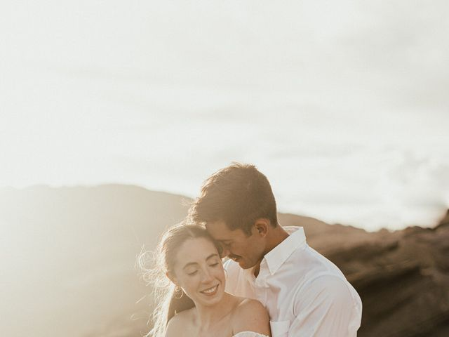 Zach and Mariah's Wedding in Honolulu, Hawaii 20