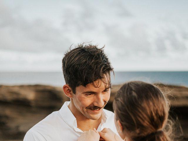 Zach and Mariah's Wedding in Honolulu, Hawaii 31
