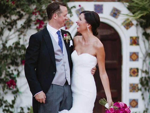 The wedding of Chris and Angela