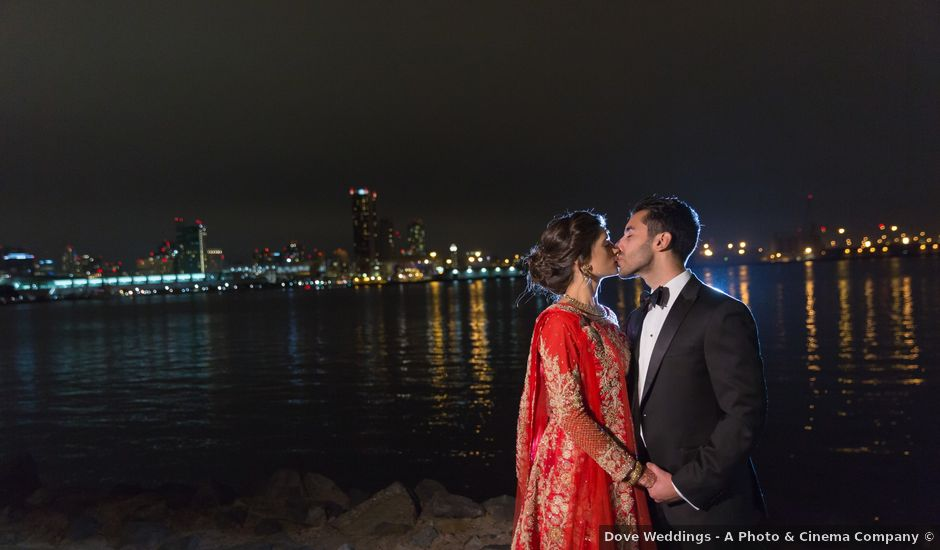 Ashraf and Ali's Wedding in San Diego, California