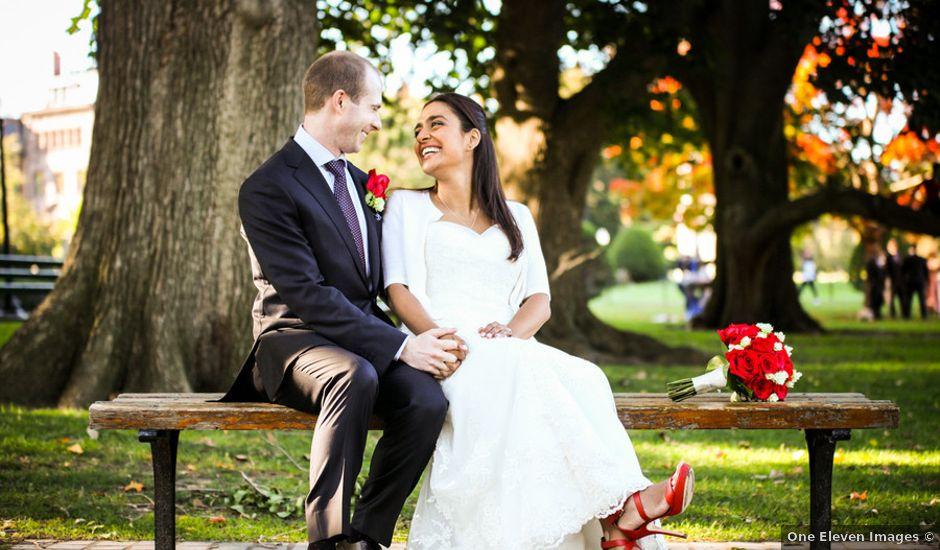 Evie and Bryan's Wedding in Boston, Massachusetts