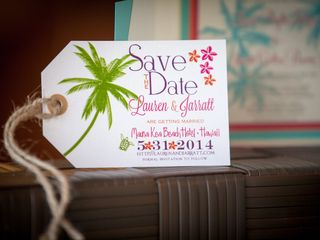 Lauren and Jarratt's Wedding in Waikoloa, Hawaii 3