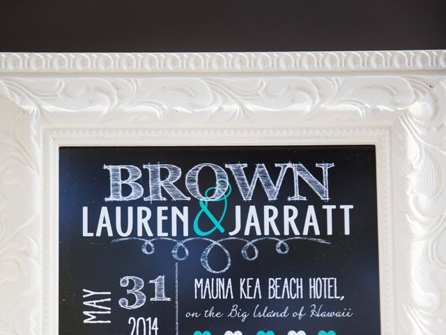 Lauren and Jarratt's Wedding in Waikoloa, Hawaii 21