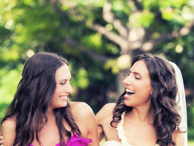 Lauren and Jarratt's Wedding in Waikoloa, Hawaii 10
