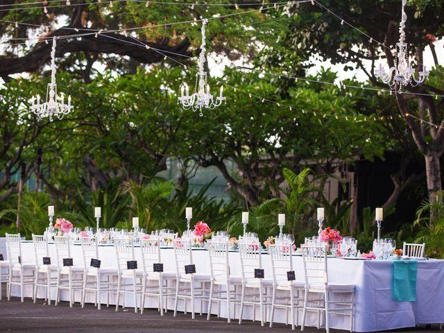 Lauren and Jarratt's Wedding in Waikoloa, Hawaii 23