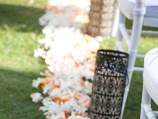 Lauren and Jarratt's Wedding in Waikoloa, Hawaii 15