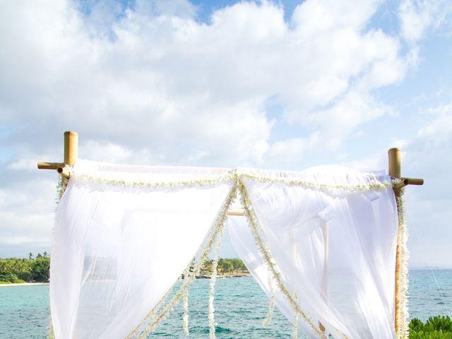 Lauren and Jarratt's Wedding in Waikoloa, Hawaii 17