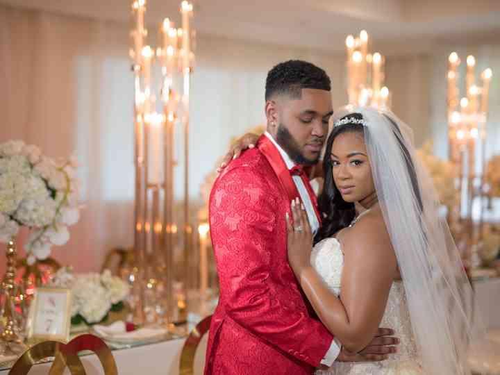 The wedding of Solomon and Rachel