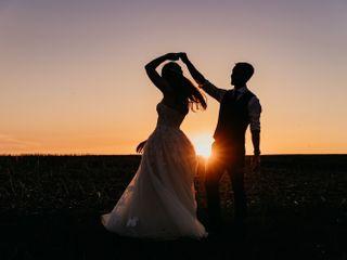 The wedding of Savannah and Dakota 2