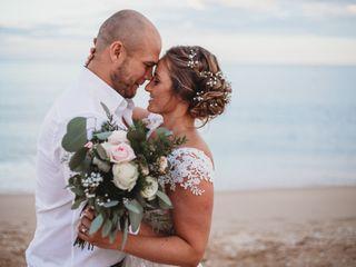 The wedding of Dani and Jonny