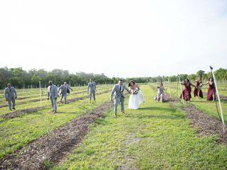 The wedding of Wanda and Colon 3