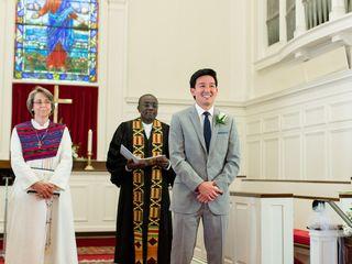 Beth and Paul's Wedding in Harwich Port, Massachusetts 3