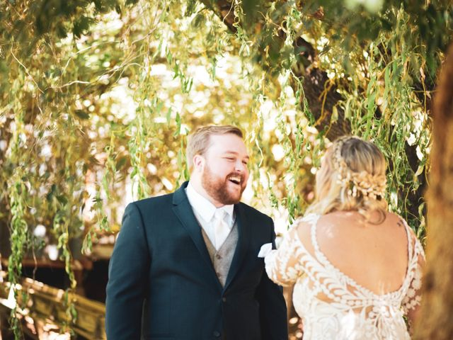 Evan and Allie's Wedding in Sonora, California 9