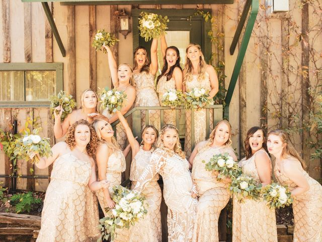 Evan and Allie's Wedding in Sonora, California 10