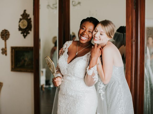 Matthew and Grace's Wedding in Long Beach, California 19