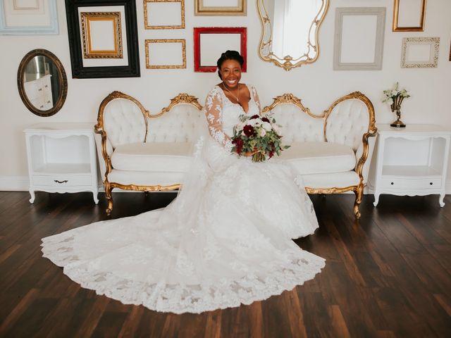 Matthew and Grace's Wedding in Long Beach, California 20