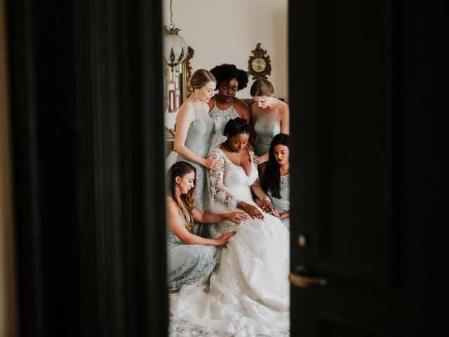 Matthew and Grace's Wedding in Long Beach, California 29