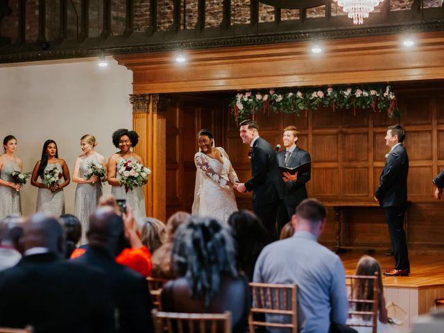 Matthew and Grace's Wedding in Long Beach, California 106